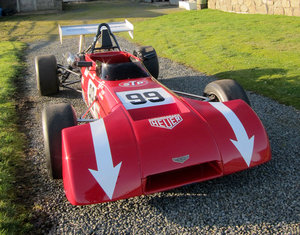 1972 Chevron B20 For Sale by Auction