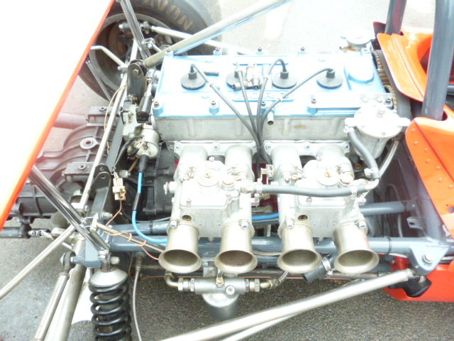 1970 EX-WORKS CHEVRON B17C FORMULA 2 For Sale (picture 4 of 6)