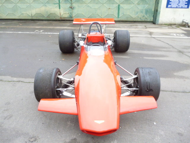 1970 EX-WORKS CHEVRON B17C FORMULA 2 For Sale (picture 5 of 6)