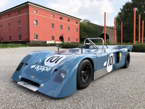 Chevron B19 - Ford FVC