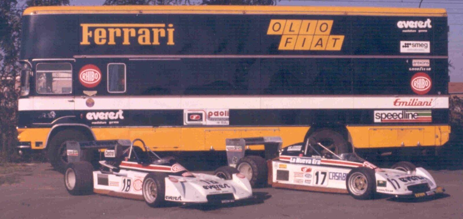 1978 Chevron Ferrari B42 For Sale (picture 1 of 1)