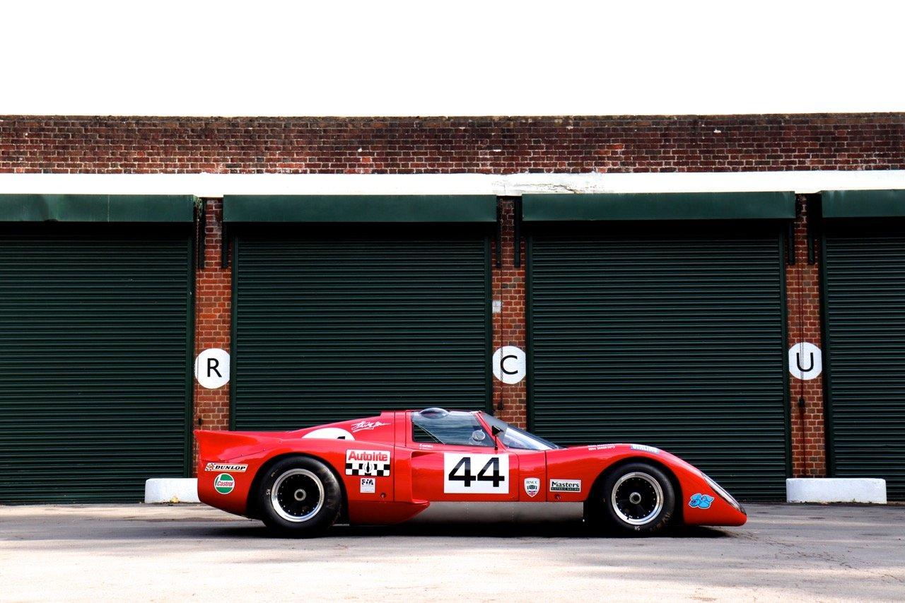 1970 Chevron B16 Le Mans / Steve McQueen Solar Productions For Sale (picture 1 of 10)