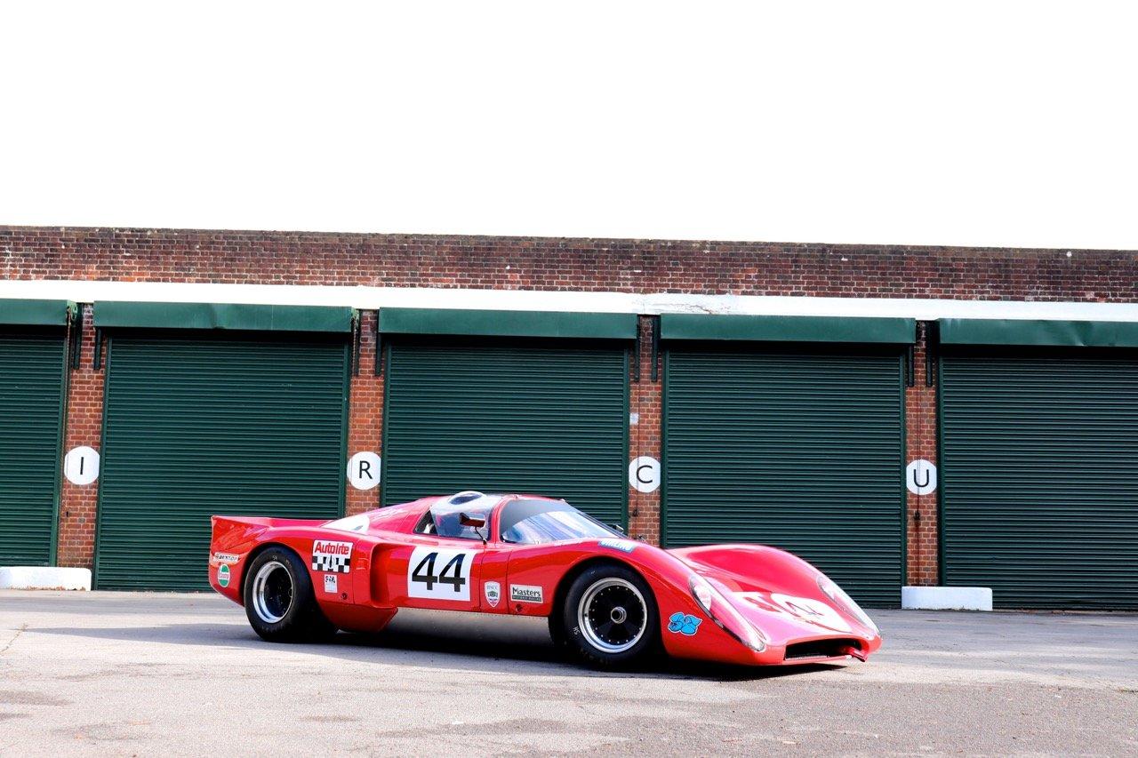 1970 Chevron B16 Le Mans / Steve McQueen Solar Productions For Sale (picture 2 of 10)