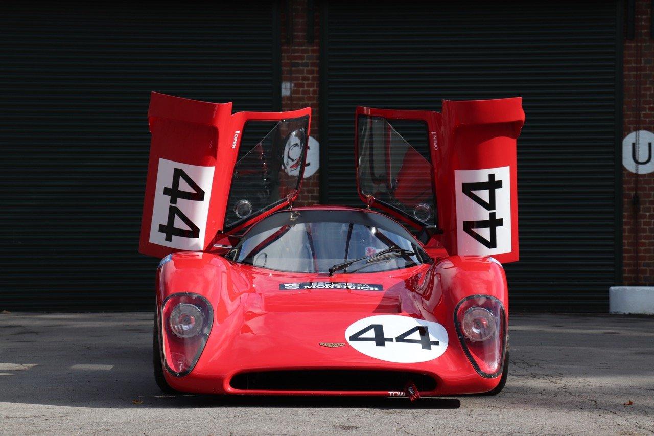 1970 Chevron B16 Le Mans / Steve McQueen Solar Productions For Sale (picture 3 of 10)