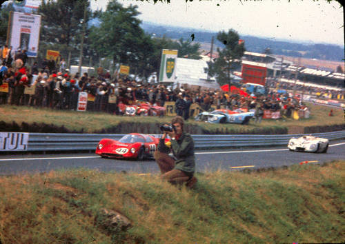 1970 Chevron B16 Le Mans / Steve McQueen Solar Productions For Sale (picture 8 of 10)