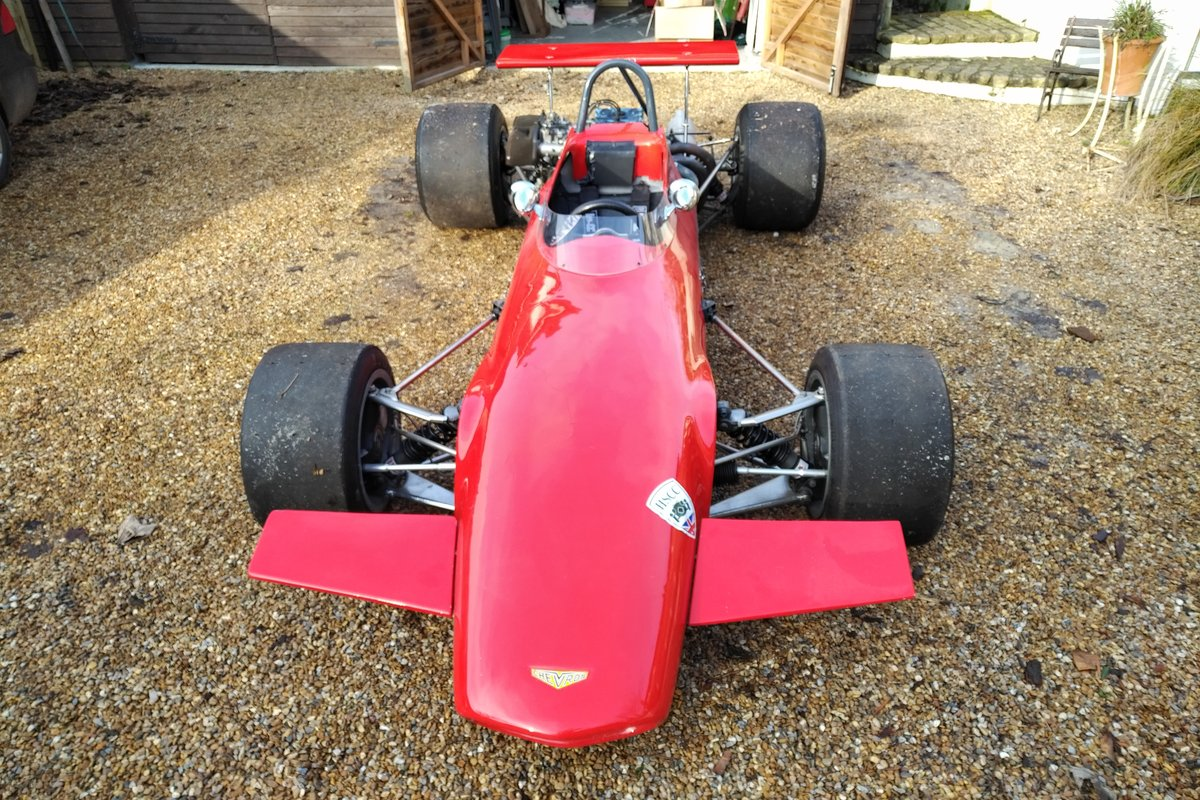 1970 EX-WORKS CHEVRON B17C FORMULA 2 - PRICE REDUCED For Sale (picture 1 of 12)