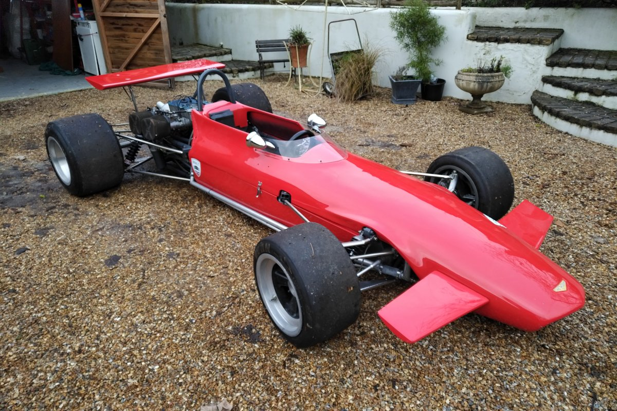 1970 EX-WORKS CHEVRON B17C FORMULA 2 - PRICE REDUCED For Sale (picture 2 of 12)