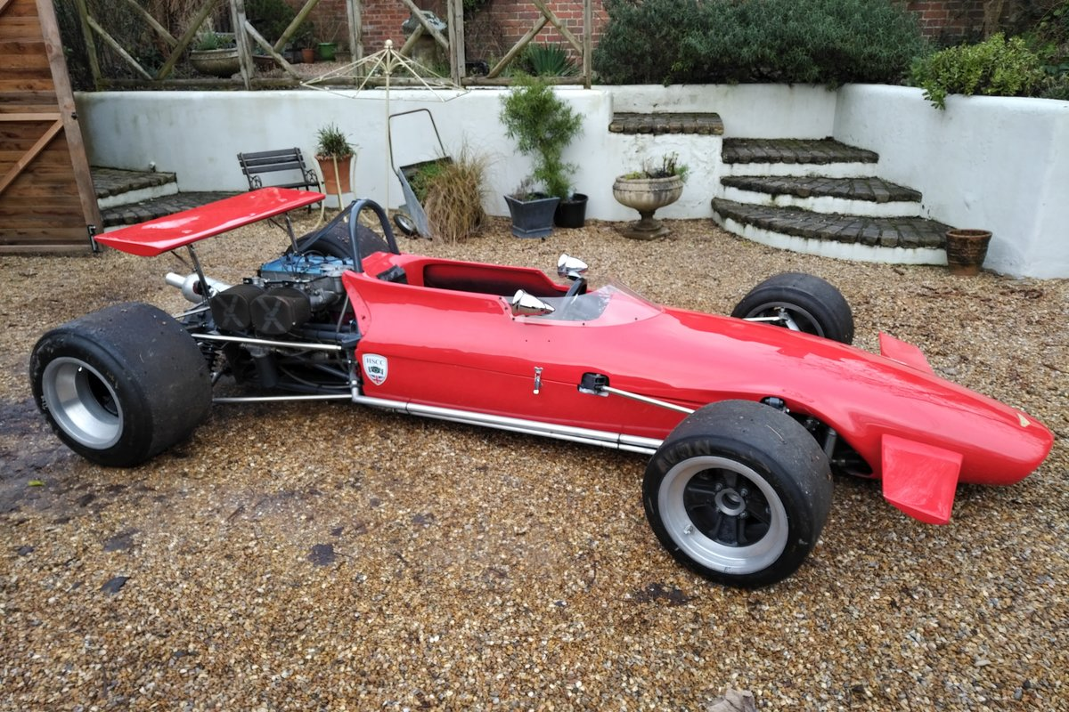 1970 EX-WORKS CHEVRON B17C FORMULA 2 - PRICE REDUCED For Sale (picture 3 of 12)