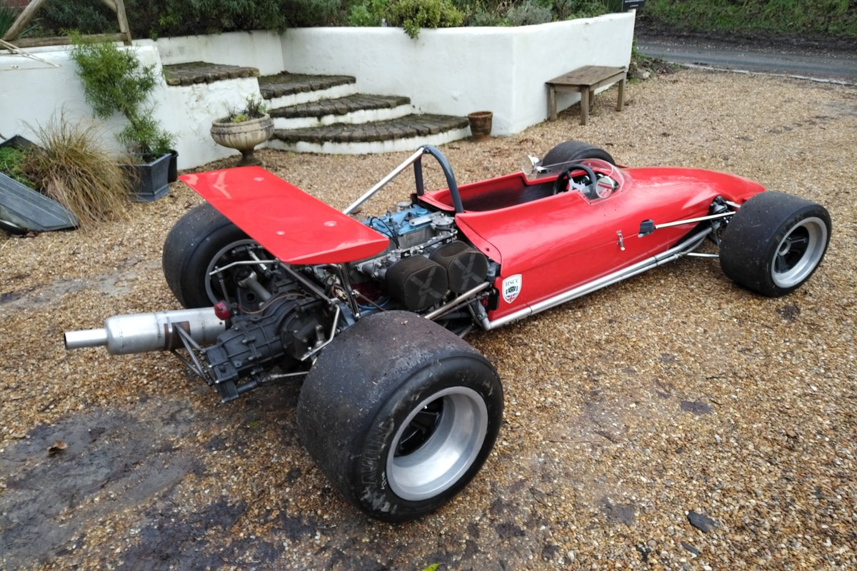 1970 EX-WORKS CHEVRON B17C FORMULA 2 - PRICE REDUCED For Sale (picture 4 of 12)
