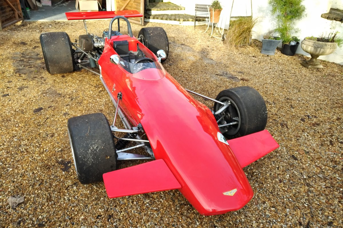 1970 EX-WORKS CHEVRON B17C FORMULA 2 - PRICE REDUCED For Sale (picture 5 of 12)