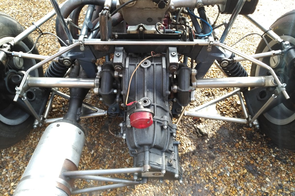 1970 EX-WORKS CHEVRON B17C FORMULA 2 - PRICE REDUCED For Sale (picture 9 of 12)