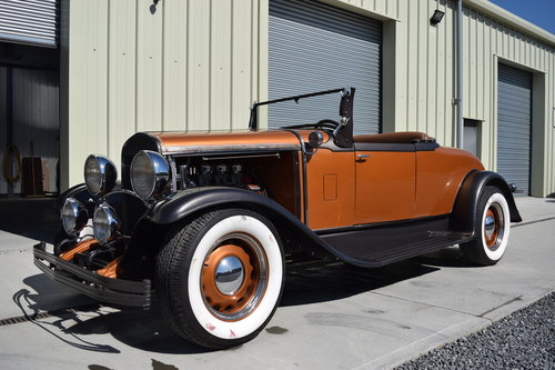 1929 Chrysler 75 Roadster Hotrod For Sale (picture 1 of 3)