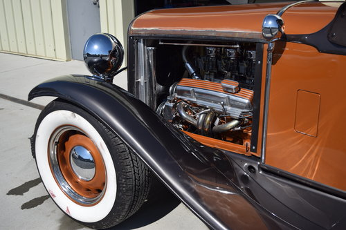 1929 Chrysler 75 Roadster Hotrod For Sale (picture 2 of 3)