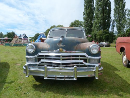 1949 Chrysler Windsor 2 Door Coupe For Sale (picture 1 of 6)
