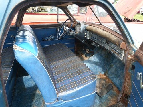 1949 Chrysler Windsor 2 Door Coupe For Sale (picture 3 of 6)
