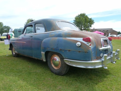1949 Chrysler Windsor 2 Door Coupe For Sale (picture 6 of 6)
