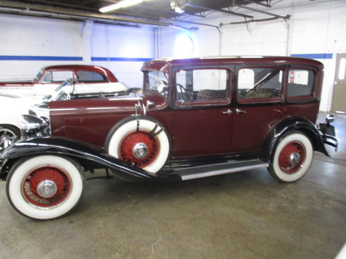 1931 Chrysler CD8. RARE, Suicide Doors! For Sale (picture 1 of 1)