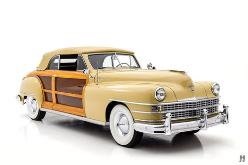 1948 Chrysler Town & Country Convertible SOLD (picture 2 of 6)