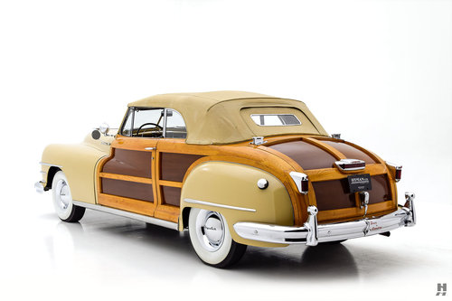 1948 Chrysler Town & Country Convertible SOLD (picture 4 of 6)