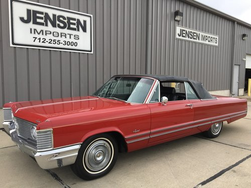 1968 Chrysler Imperial  SOLD (picture 1 of 6)