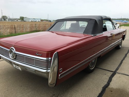 1968 Chrysler Imperial  SOLD (picture 6 of 6)