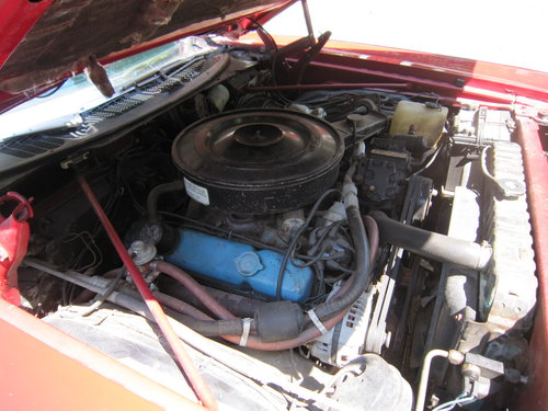 1970 Chrysler 300  Low Mileage 44294 Spare Never Been On. For Sale (picture 6 of 6)