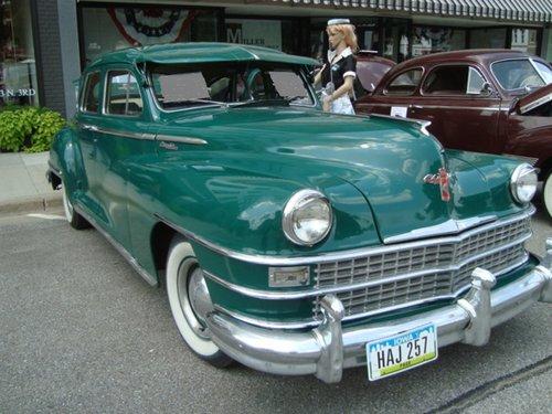 1948 Chrysler Windsor 4DR Sedan For Sale (picture 1 of 6)