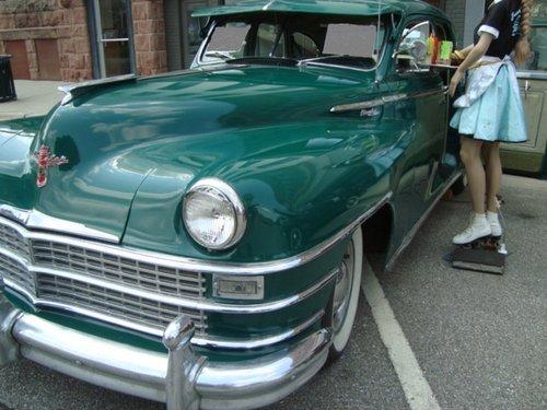 1948 Chrysler Windsor 4DR Sedan For Sale (picture 2 of 6)