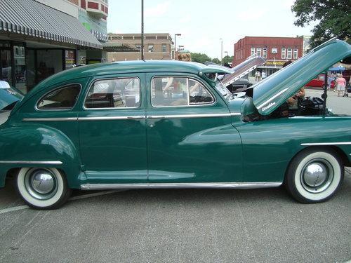 1948 Chrysler Windsor 4DR Sedan For Sale (picture 3 of 6)