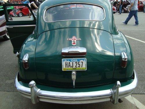 1948 Chrysler Windsor 4DR Sedan For Sale (picture 4 of 6)