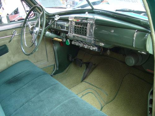1948 Chrysler Windsor 4DR Sedan For Sale (picture 5 of 6)