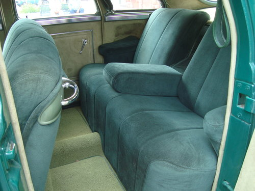 1948 Chrysler Windsor 4DR Sedan For Sale (picture 6 of 6)