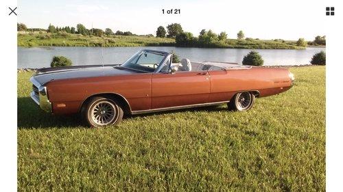 1969 Chrysler 300 convertible  Mopar For Sale (picture 1 of 6)