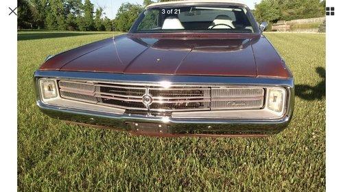 1969 Chrysler 300 convertible  Mopar For Sale (picture 3 of 6)