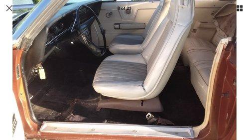 1969 Chrysler 300 convertible  Mopar For Sale (picture 4 of 6)