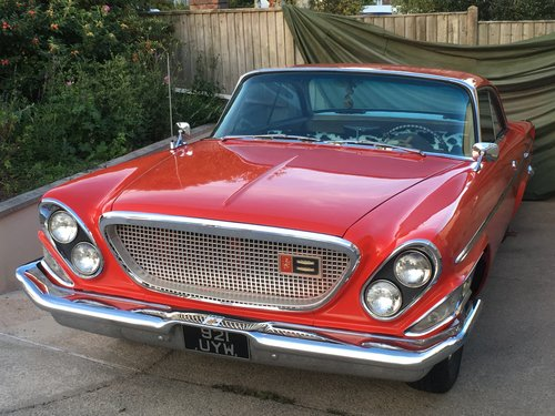 1962 CHRYSLER NEWPORT For Sale (picture 1 of 6)