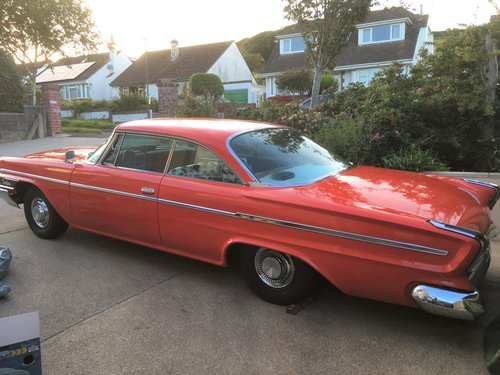 1962 CHRYSLER NEWPORT For Sale (picture 5 of 6)