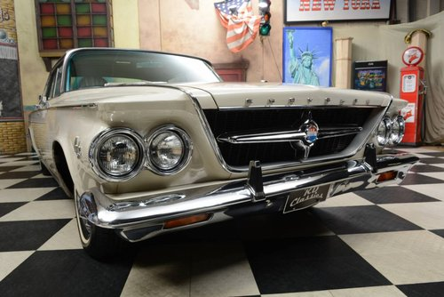 1963 Chrysler 300 4-Door Hardtop  For Sale (picture 1 of 6)