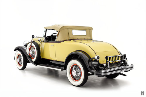 1929 CHRYSLER MODEL 75 ROADSTER For Sale (picture 6 of 6)