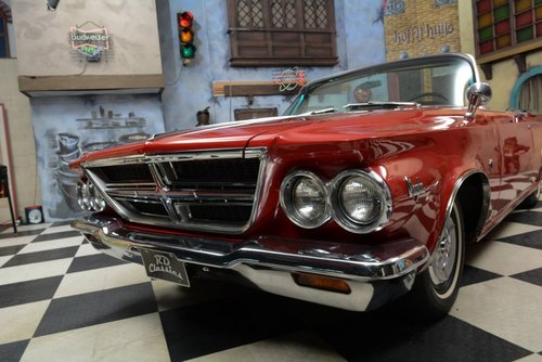 1964 Chrysler 300K Convertible / 625 Produced! For Sale (picture 5 of 6)