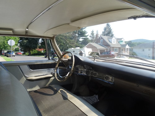 1960 Chrysler Saratoga hardtop coupe For Sale (picture 3 of 6)