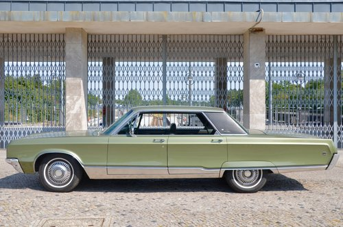 1968 CHRYSLER NEW YORKER  -  perfect original condition For Sale (picture 3 of 6)
