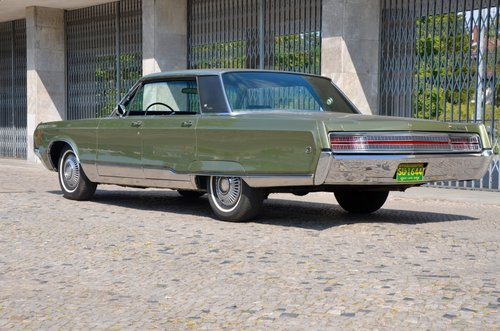 1968 CHRYSLER NEW YORKER  -  perfect original condition For Sale (picture 4 of 6)