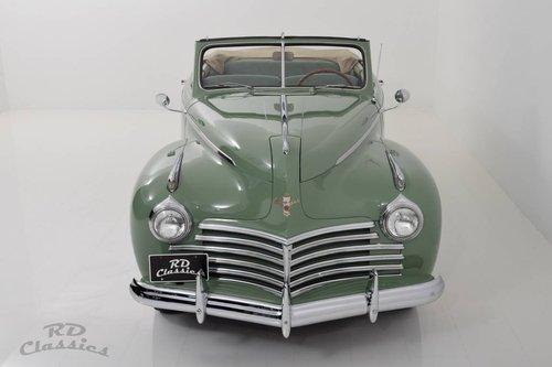 1941 Chrysler Windsor Convertible / Frame-Off Vollrestaurat For Sale (picture 2 of 6)