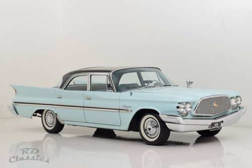 1960 Chrysler Windsor Sedan *Heckflosse*Mopar* For Sale (picture 2 of 6)