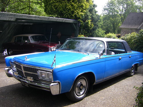 Chrysler Imperial Crown, 1965, 6750 cc automatic For Sale (picture 1 of 4)