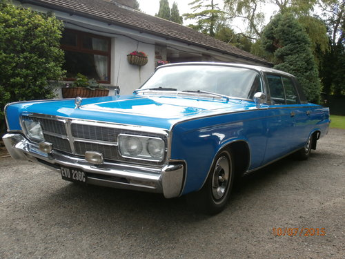 Chrysler Imperial Crown, 1965, 6750 cc automatic For Sale (picture 4 of 4)