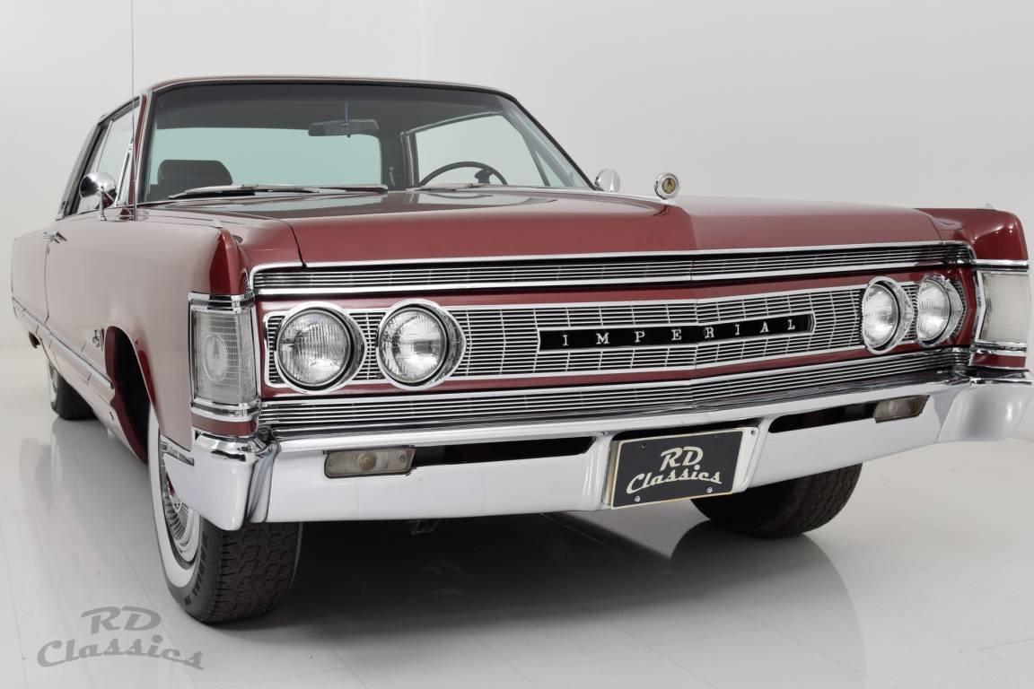 1967 Chrysler Imperial 2D Hardtop *440 Mopar* For Sale (picture 1 of 6)