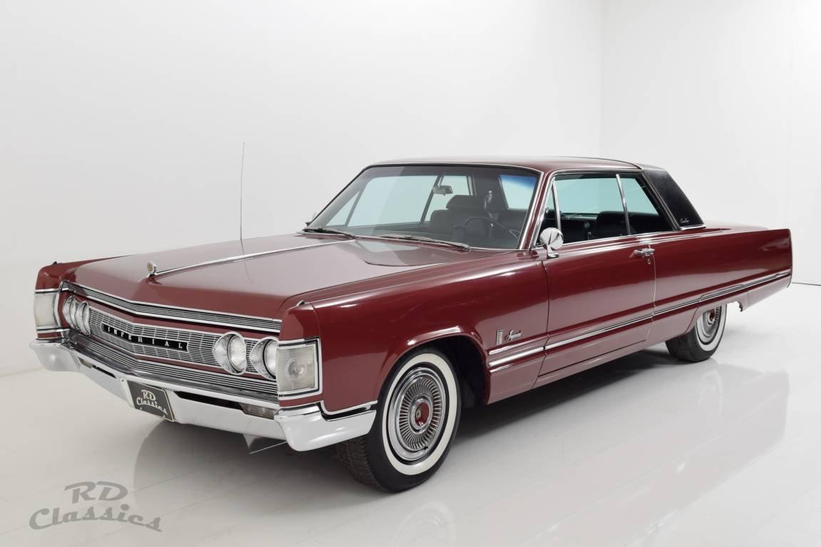 1967 Chrysler Imperial 2D Hardtop *440 Mopar* For Sale (picture 2 of 6)
