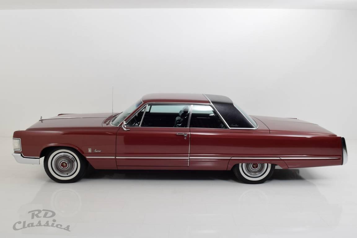 1967 Chrysler Imperial 2D Hardtop *440 Mopar* For Sale (picture 3 of 6)